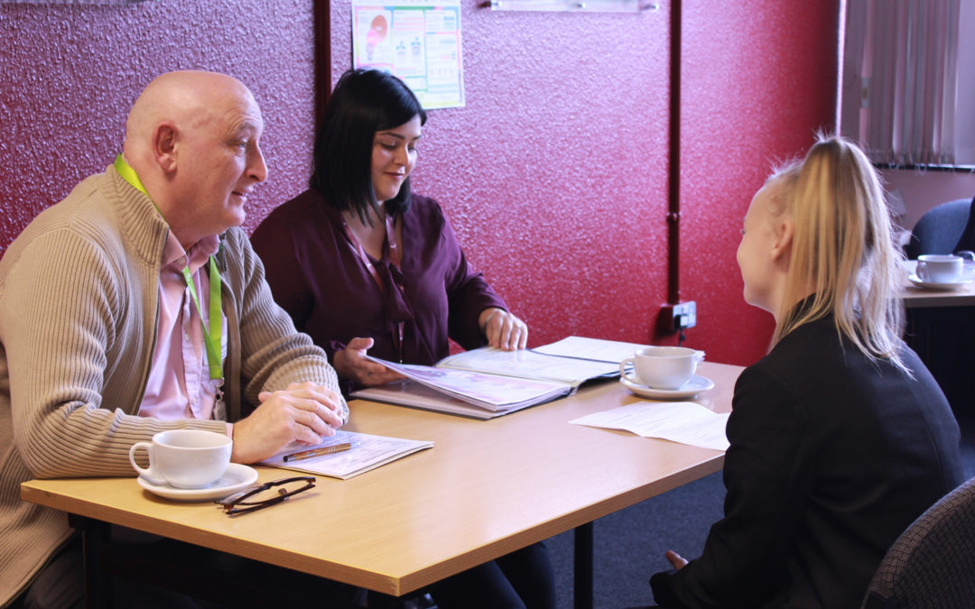 Mock interviews prepare pupils for work