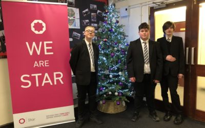 Pupils hold festive gift drive for Rossendale's vulnerable communities